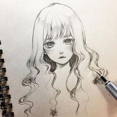 Manga Drawing Tips Tasu ( Dark Art Drawings, Anime Drawings Sketches, Anime Sketch, Cartoon Drawings, Cute Drawings, Manga Drawing Tutorials, Art Tutorials, Drawing Tips, Anime Bad