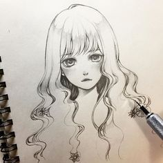 Manga Drawing Tips Tasu ( Anime Drawings Sketches, Dark Art Drawings, Anime Sketch, Cute Drawings, Pencil Art Drawings, Anime Bad, Anime Eyes, Manga Drawing Tutorials, Art Tutorials