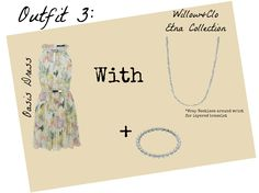 Styling the New Willow Etna Collection: With Patterned Oasis Dress Oasis Dress, Blog Images, Collection, Style, Swag, Outfits