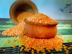 Dairy free Lentils/ Dhal - Dry lentils