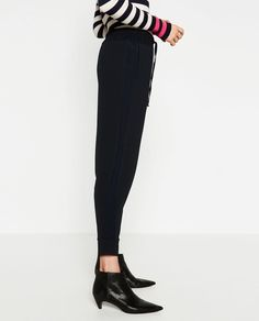 JOGGING TROUSERS-NEW IN-WOMAN | ZARA United States