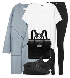 """Untitled #2697"" by elenaday ❤ liked on Polyvore featuring Topshop, Zara, Mulberry and adidas"