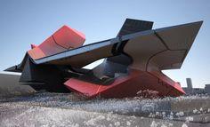 Image: Tom Wiscombe Design: