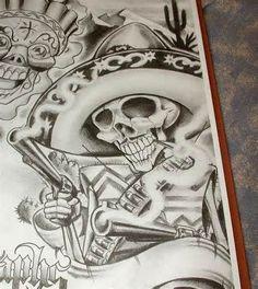 ... gangster tattoos chicano tattoos chicano art tattoos art tattoos boog