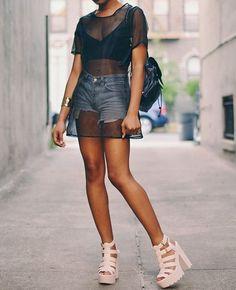 Outfits que harán que tu partida le pese a tu ex