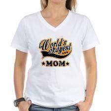 vintage worlds okayest mom T-Shirt
