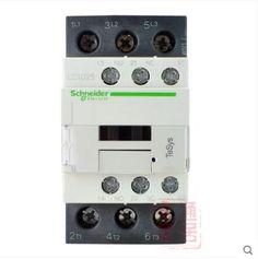 Tesys  Contactor  LC1D25  LC1D25B7  LC1D25B7C  coil AC24V   25A  #Affiliate
