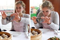 How to take pictures of your food.