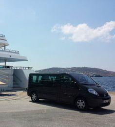 Mykonos driver, Mykonos private driver, chauffeured cars. www.mykonosprivatedriver.com