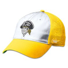 Love the old school Pittsburgh Pirates logo!