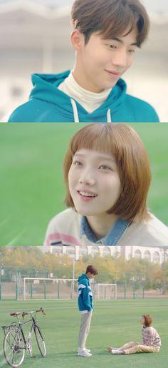 ♥ Weightlifting Fairy Kim Bok Joo (MBC 2016) ♥ Joon Hyung & Bok Joo ♥ [Nam Joo Hyuk & Lee Sung Kyung] ♥