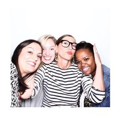 Such fun with Jackie Sara and Jenna Lyons. #jennalyons
