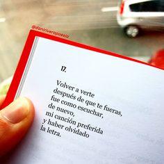 Volverte a ver Love Quotes - Quotes Pin Lyric Quotes, Sad Quotes, Book Quotes, Life Quotes, Inspirational Phrases, Pretty Quotes, Sad Love, Spanish Quotes, Wallpaper Quotes