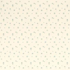Abbeville Duck Egg Wallpaper #lauraashleystyle