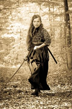 https://flic.kr/p/AgY614 | Samurai girl