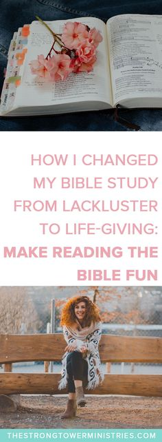 How I changed my mindset when it came to studying the Bible and made it fun! All of the methods I use for my Bible study to make it enjoyable, easy and fun! Christian Women Blogs, Christian Resources, Christian Quotes, Christian Faith, Free Bible, My Bible, Bible Verses, Scriptures, Praying For Your Family
