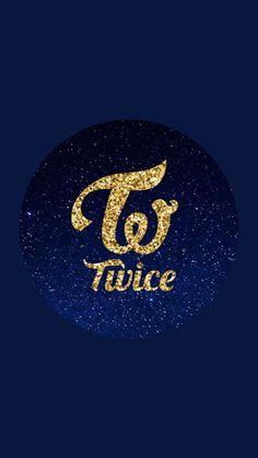 # sana # twice♡ Logo Kpop, Got7 Logo, Twice Logo, Nayeon, Tzuyu Wallpaper, Twenty One Pilots Art, Twice Album, Kpop Backgrounds, Twice Fanart