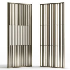 Contemporary Screens And Partition Partition model Window Grill Design, Screen Design, Wall Design, Stainless Steel Screen, Partition Screen, 3d Max Vray, Room Partition Designs, Door Gate Design, Divider Design