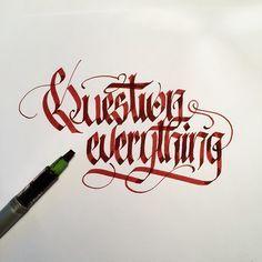 caligrafia artistica stilos - Pesquisa Google