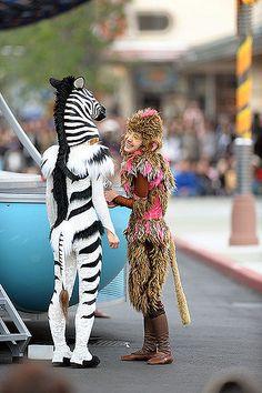 "18260 ZEBRA MONKEY | ""FANTASTIC WORLD"" Universal Studios Jap… | Flickr"