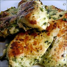 Recipes, Dinner Ideas, Healthy Recipes & Food Guide: Cilantro Thai Grilled Chicken