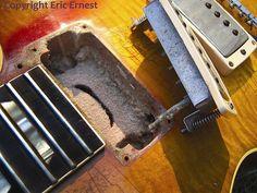 Vintage Gibson 1959 Les Paul Standard guitar neck pickup P… | Flickr