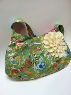 Buttercup Bag - Small - $28