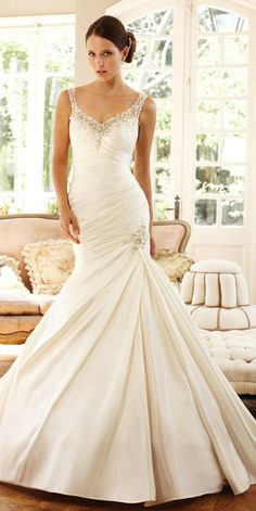 Sophia Tolli Wedding Dresses, Fall 2013