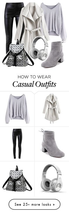 """""""Untitled #318"""" by mariasara-dima on Polyvore featuring Helmut Lang"""