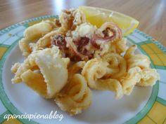 La ricetta passo passo della frittura di calamari, un secondo piatto gustoso che conquisterà proprio tutti.