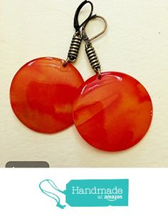 Fabulous Orange You Glad I Didn't Say Banana Earrings, Under $25, Unique Christmas Gift for Her from Jewellori http://www.amazon.com/dp/B018PQ6X5Q/ref=hnd_sw_r_pi_dp_7NWCwb007PJFN #handmadeatamazon