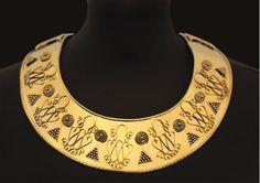 Gold Jewelry, Jewelry Necklaces, Jewellery, Handmade Silver, Handcrafted Jewelry, Amethysts, Chocker, Byzantine, Jewelry Collection
