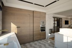 Dom w Libertowie Divider, Room, Furniture, Design, Home Decor, Bedroom, Rooms, Interior Design, Design Comics