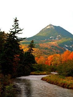 Breathtaking beauty, Mt. Katahdin, Maine