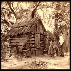SLAVES, EX-SLAVES, and CHILDREN OF SLAVES IN THE AMERICAN SOUTH, 1860 -1900 (6) by Okinawa Soba, via Flickr