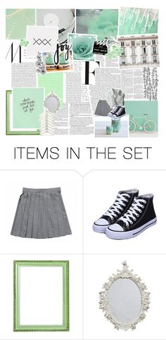 """""""~don't over think, just let it go"""" by sketches-of-stxrlight ❤ liked on Polyvore featuring art and creamsmagazinesets"""