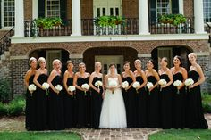 southern weddings black and white | Southern Weddings Monthly Round-Up :: July 2012 « Southern Weddings ...