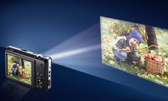 Pretty cool for a point and shoot! Groupon - $ 99.99 for a GE PJ1 14.1-Megapixel Digital Camera with PICO Projector ($ 259.99 List Price). Free Shipping and Returns.. Groupon deal price: $99.99