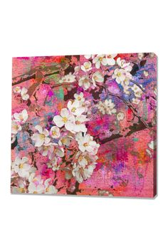 Apple Blossoms Wall Art on @HauteLook