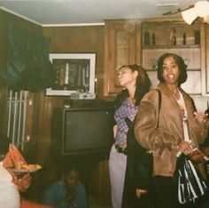 "Beyonce & Kelly @kellyrowland So many questions… what do we have on? What's our hair doin'? Why is my jacket so big? What's in my mouth?……..(dudes voice) ""HA, Got em'"""