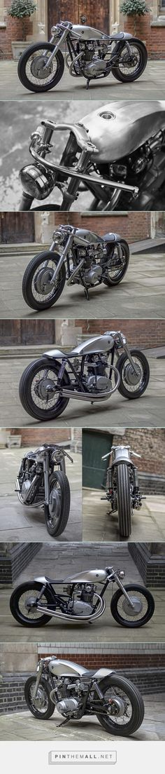 Auto Fabrica Type 6 - The Bike Shed - created via https://pinthemall.net