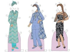 Indian Couple II Paper Doll - Katerine Coss - Picasa Web Albums