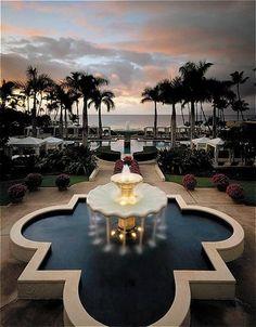 Four seasons Maui...gorge!