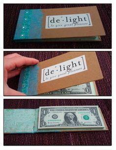 Emmer's Ideas: Gift Idea