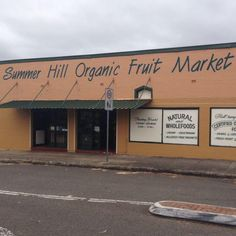 Support your local grocer and Australian Made Alka Power, Alkaline Water at Summer Hill Organic Fruit Market