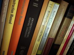 architectural reference books