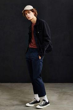BDG Core Denim Trucker Jacket - Urban Outfitters More