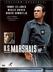 Marshals (Full Frame, Widescreen), Y Tommy Lee Jones, Manhattan, Wesley Snipes, Us Marshals, Robert Downey Jr., Downey Junior, Under The Stars, Action Movies, Cinematography