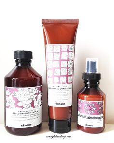 Consigli di Makeup: Review: Replumping Shampoo, Balsamo, Hair Filler -...