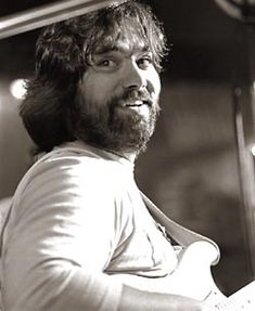 Lowell George of Little Feat. freakin' brilliant. one of the best concerts I ever saw.